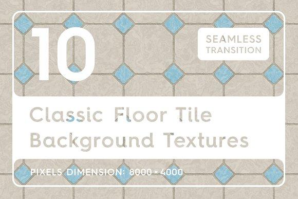 10 Classic Floor Tile Textures Textures Creative Market