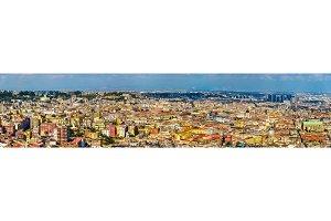 Naples historic centre