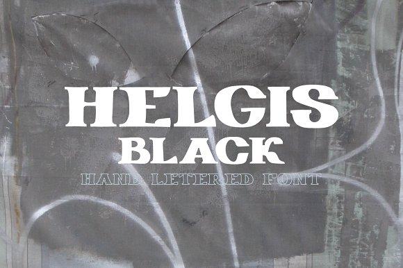 Helgis Black