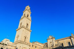 Lecce Cathedral, Puglia, Italy