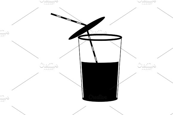 Glass Of Water Icon Drink Beverage