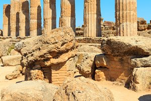 Valley of Temples, Agrigento, Sicily