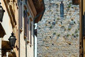 Volterra town, Tuscany, Italy