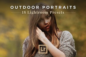 Outdoor Portraits Lightroom Presets