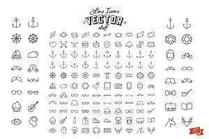 110 icons