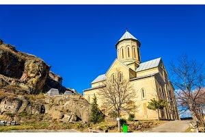 Saint Nicholas church in Narikala fortress - Tbilisi