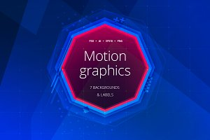 Motion graphic effects