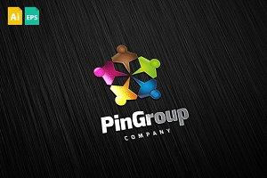 PinGroup Logo