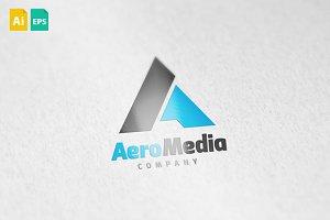 AeroMedia Logo
