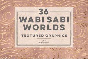 36 Wabi Sabi Worlds