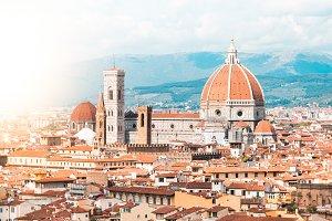 Duomo S. Maria del Fiore in Florence