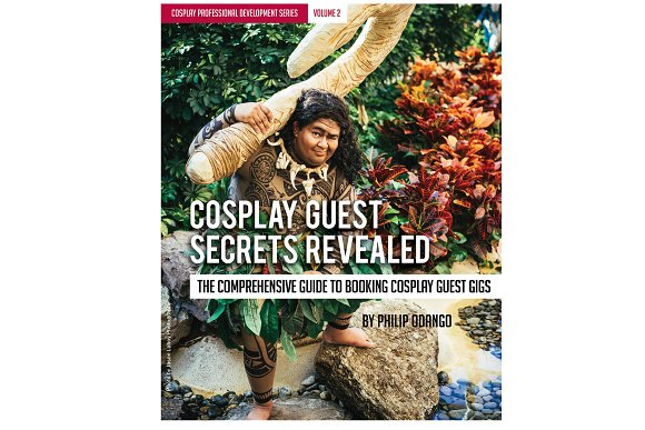 Cosplay Guest Secrets Revealed Ebook