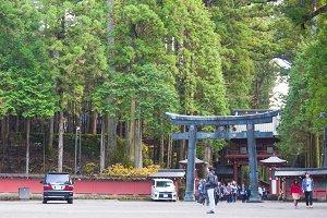 Nikko Toshogu Shrine temple Tokyo