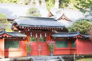 Nikko Toshogu Shrine temple