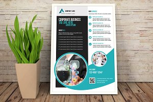 Business Flyer Template V03