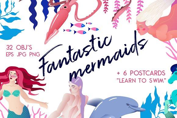 Fantastic Mermaids