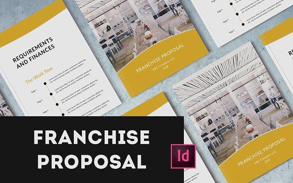 Franchise Business Proposal