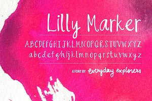 Lilly Marker