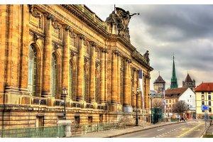 Museum of Art and History in Geneva, Switzerland