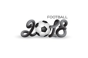 Football 2018 world championship cup.