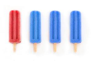 American popsicles