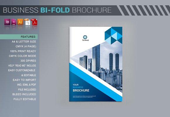 Company Bi-Fold Brochure