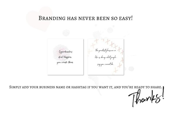 Joy and Happiness quotes in Instagram Templates - product preview 4
