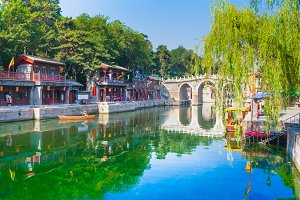 Colorful Imperial Summer Palace