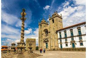 Se do Porto (Porto Cathedral) - Portugal