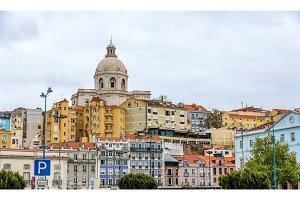 Church of Santa Engracia (National Pantheon) in Lisbon, Portugal