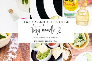 Tacos and Tequila Bundle | Set 2