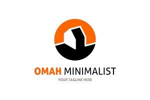 OmahMinimalist Logo