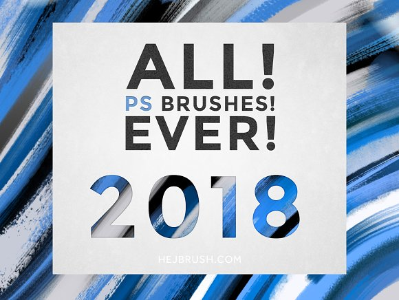 ALL PS BRUSHES EVER