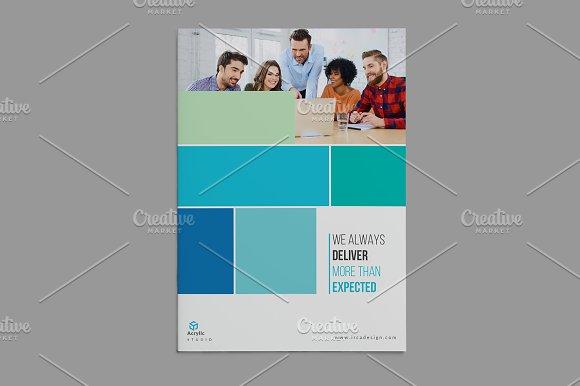 Bi Fold Multipurepose Brochure