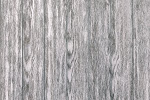 Grey wood fence texture