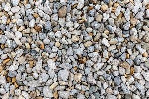 Stone pebbles texture background