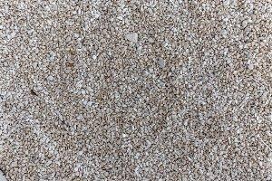 Grey gravel (Pebble) floor texture