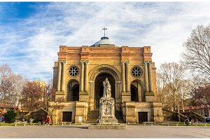 Saint Aubin church in Toulouse - France