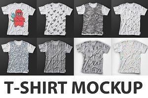 T-shirt Mockup.psd