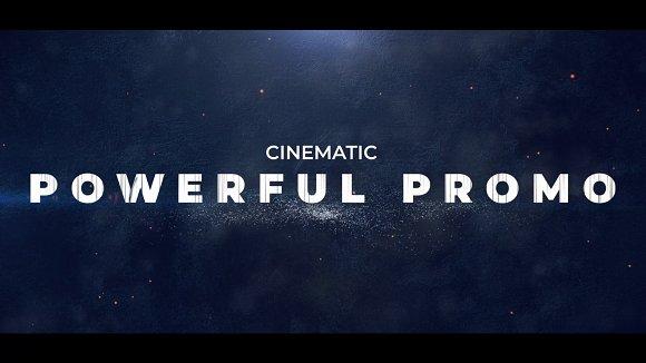 Powerful Cinematic Rock