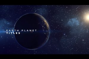Earth Planet Titles