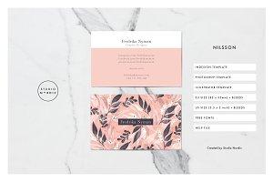 Nyman | Business Card