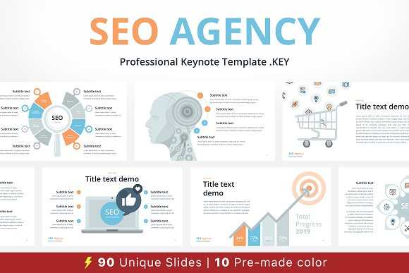 SEO Agency For Keynote