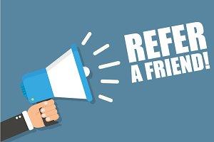 Refer a Friend Promotion