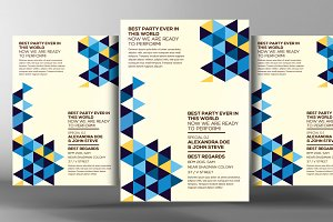 The Party Ever Flyer Template