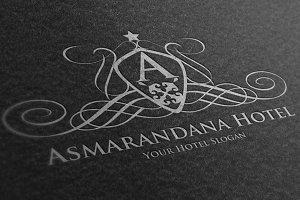 Asmarandana Hotel Logo
