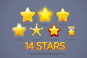14 game stars