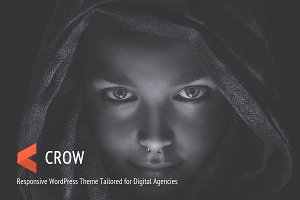 Crow - WordPress Portfolio Theme