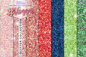 Blogger Glitter Collection