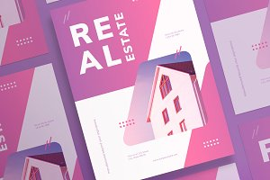 Posters | Real Estate Agency